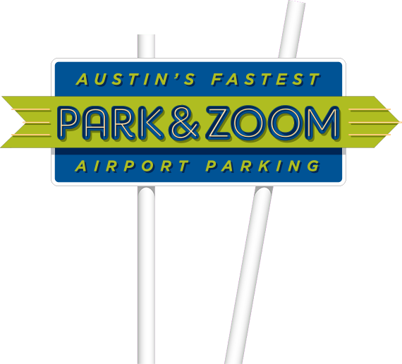 Park & Zoom sign